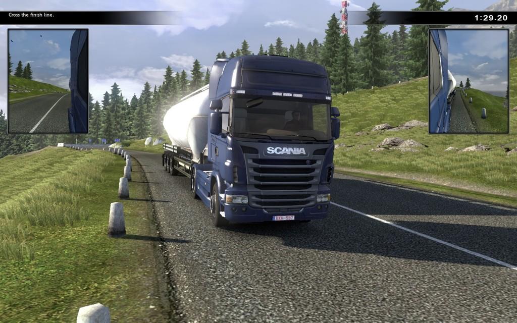 ania truck driving simulator - GaheCom - Play Free