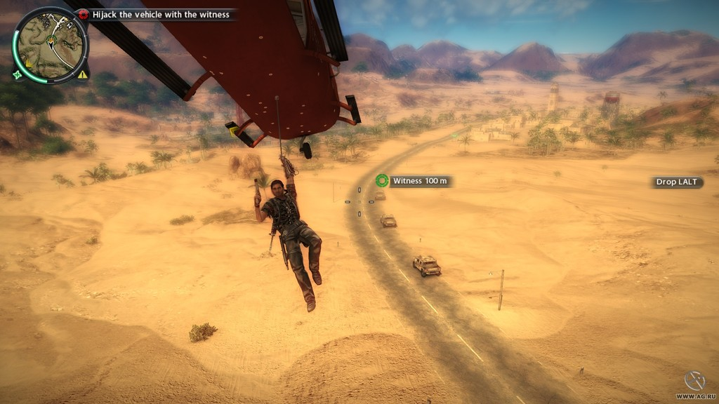 Just Cause 2 – Complete – PROPHET - PCGames-Download