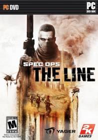 Скачать игру spec ops 2 the line через торрент