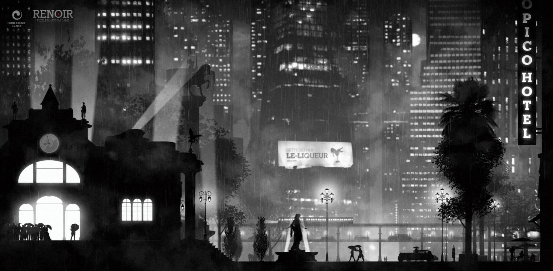 RENOIR - Игра про детектива и расследования